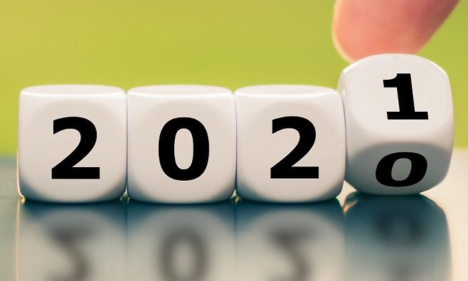 Succes in 2020, het jaar van Corona