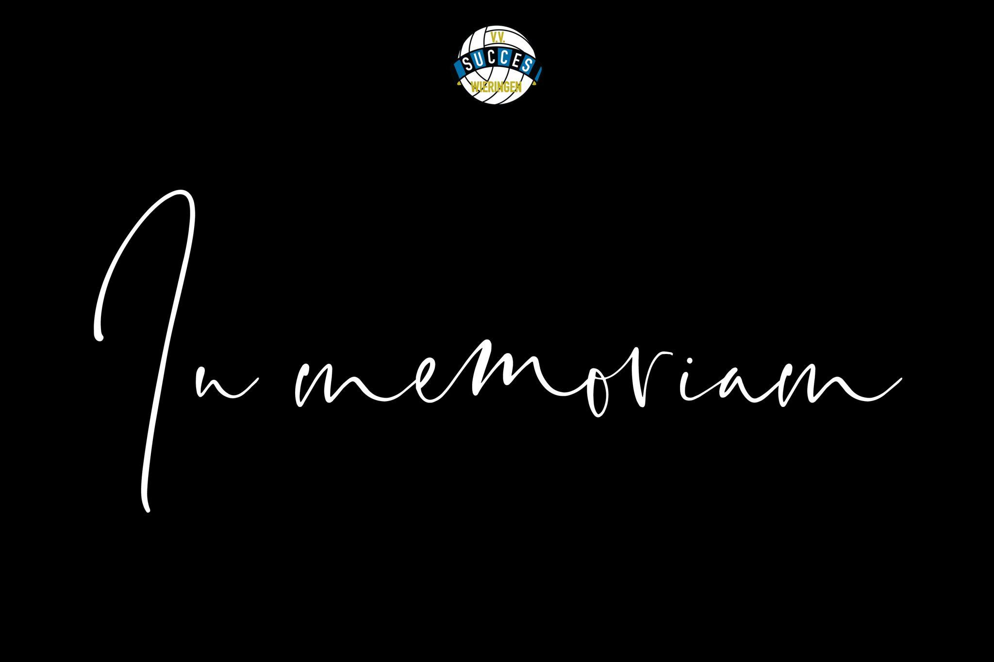 In memoriam Jack Steenvoorden